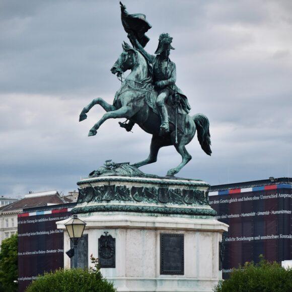 Heldenplatz – Erzherzog Karl